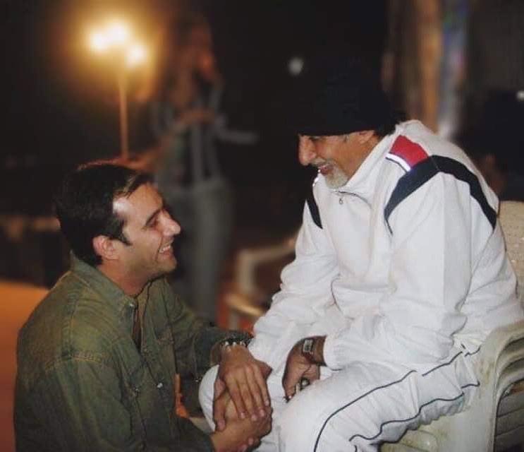 Moammar Rana Wishes Amitabh Bachchan On His Birthday