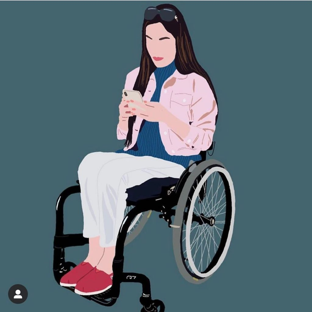Latest Selfies Of Muniba Mazari That Will Melt Your Heart Out