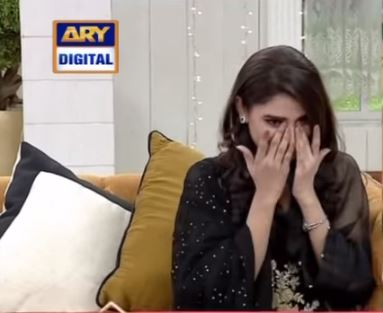 Nimra Ali Got Emotional While Talking About Her Fathers Death