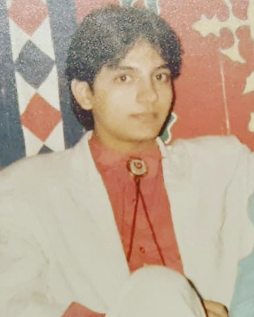 Rare and Unseen Family Photos of Nabeel Zafar