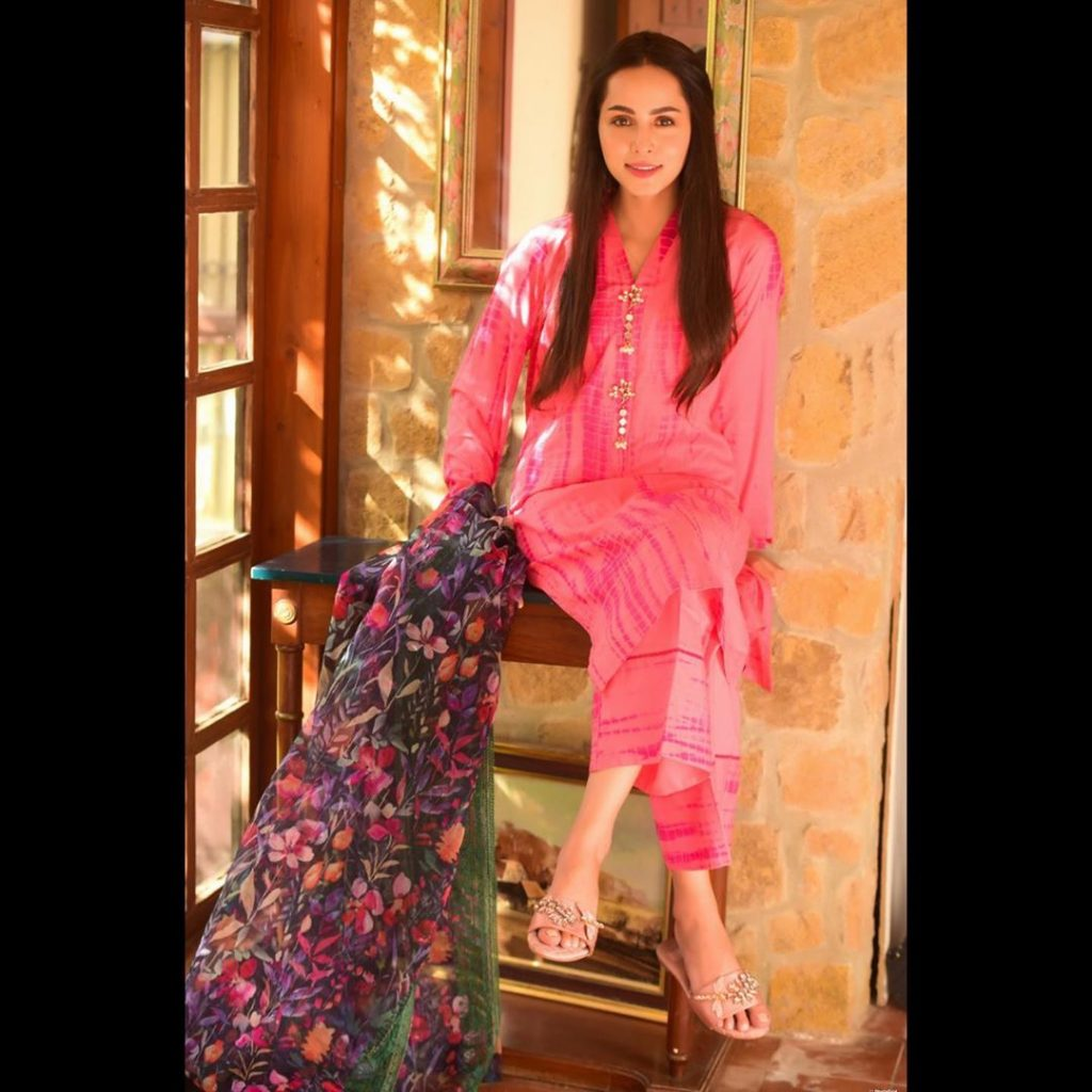 Latest Pictures of Nimra Khan After Separation