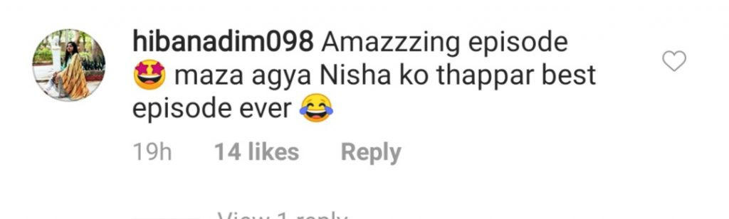 Nisha Got Slapped In Jalan And Viewers Are Overjoyed