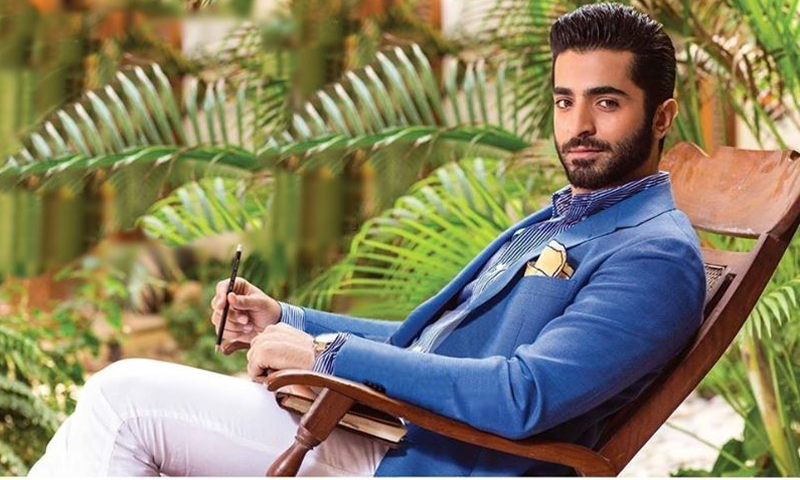 Sheheryar Munawar Got Into An Motorbike Accident