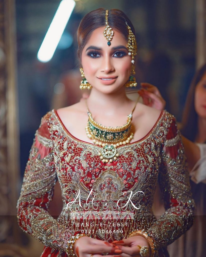 Sabeena Farooq Is Breathtaking In Her Latest Bridal Shoot