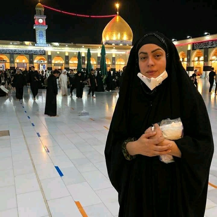 Pictures of Sadia Imam From Karbala - Iraq 2020