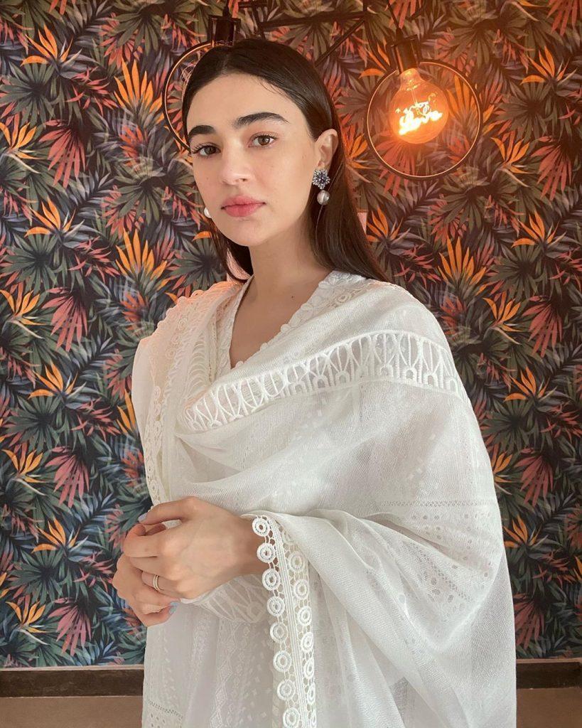 Expressionless Photos of Saheefa Jabbar Khattak
