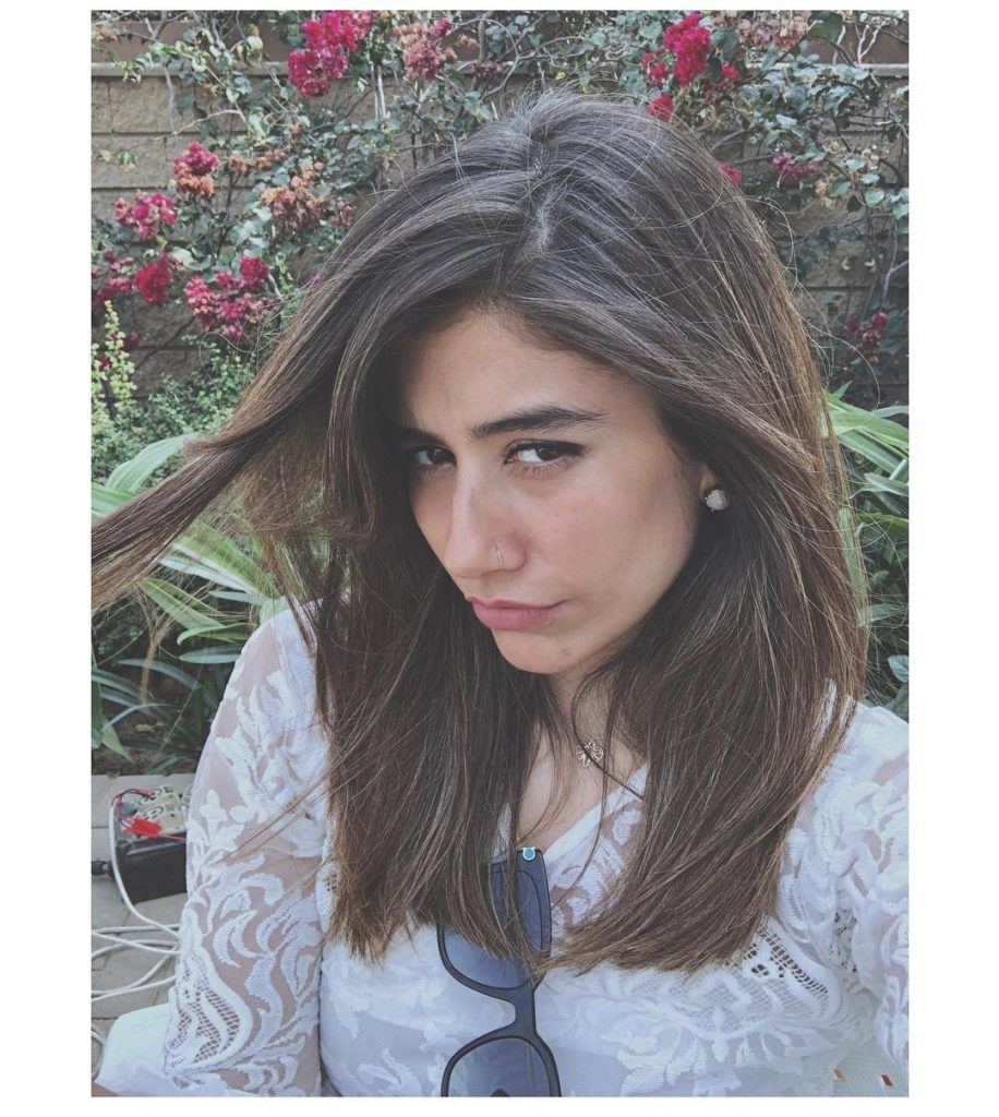 Beautiful Syra Yusuf Slaying in a New Hairstyle