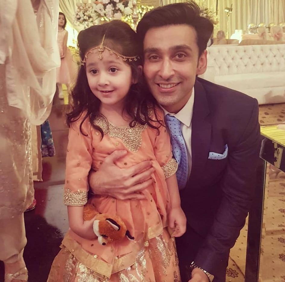 Sami Khan With His Adorable Family