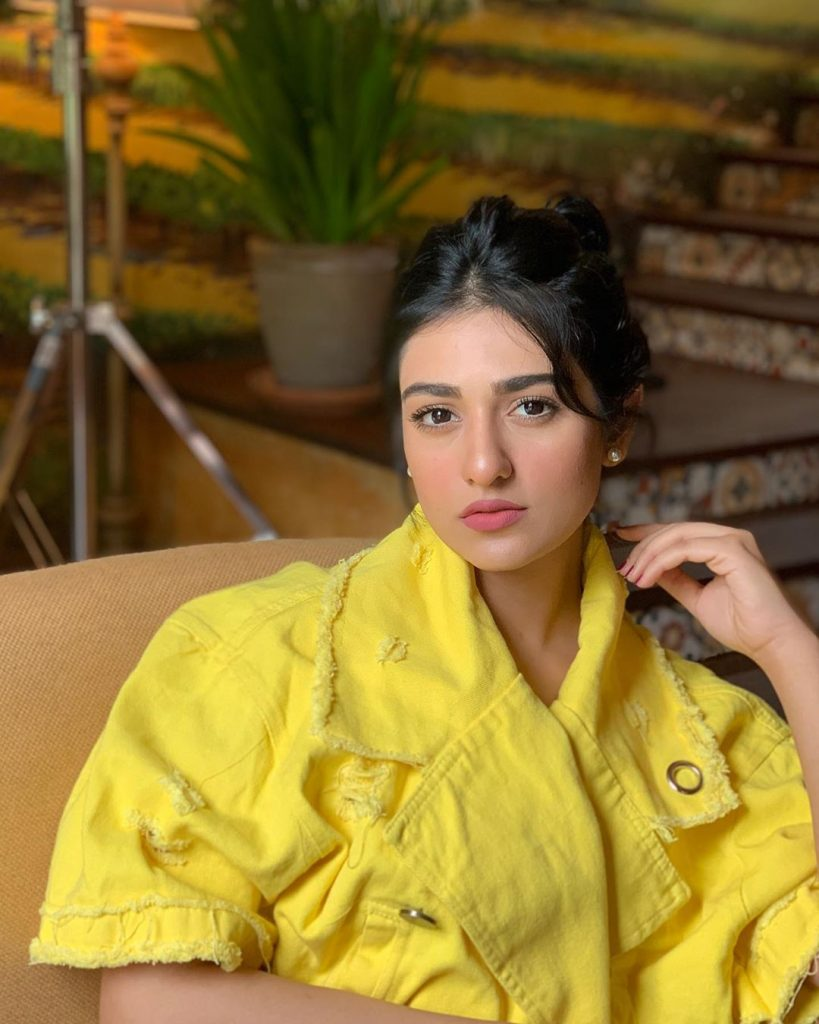 Sarah Khan Is All In For Every Shade Of Yellow This Season