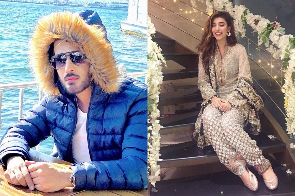 "Urwa Hocane And Imran Abbas To Star In New Drama Serial ""Amanat"""