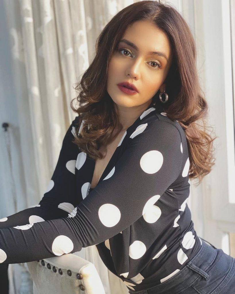 Zara Noor Abbas Acknowledged Zebaish A Mistake