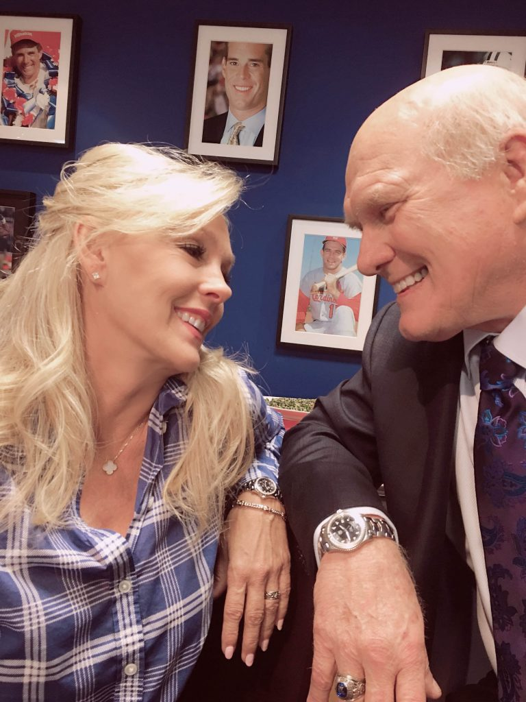 Terry Bradshaw Wife | lovely pictures