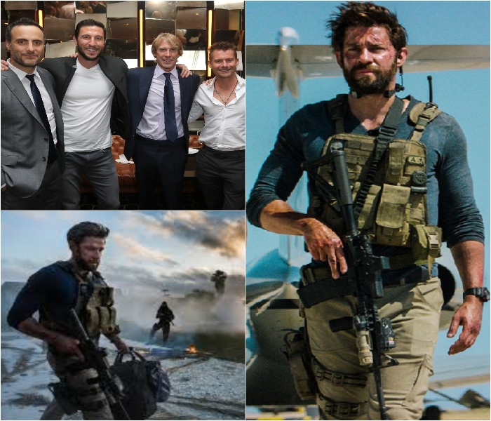 13 Hours: The Secret Soldiers of Benghazi Cast In Real Life 2020