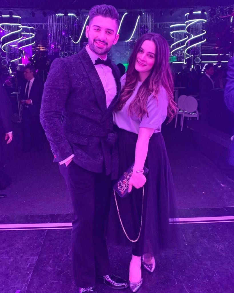 25 Pictures Of Aiman Khan & Muneeb Butt Which Prove They Are The Best Couple