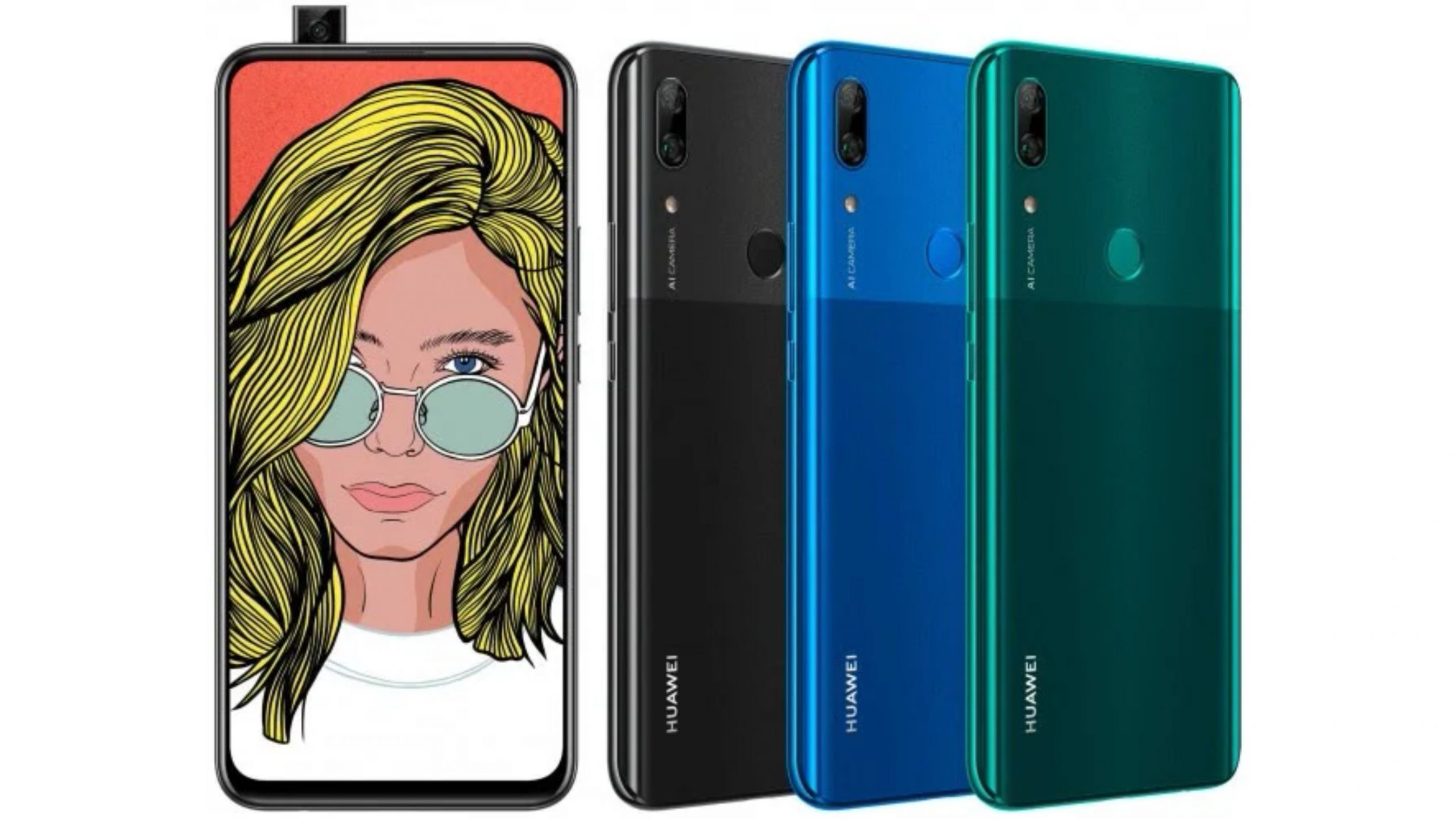 Huawei P Smart Z Price in Pakistan and Specs