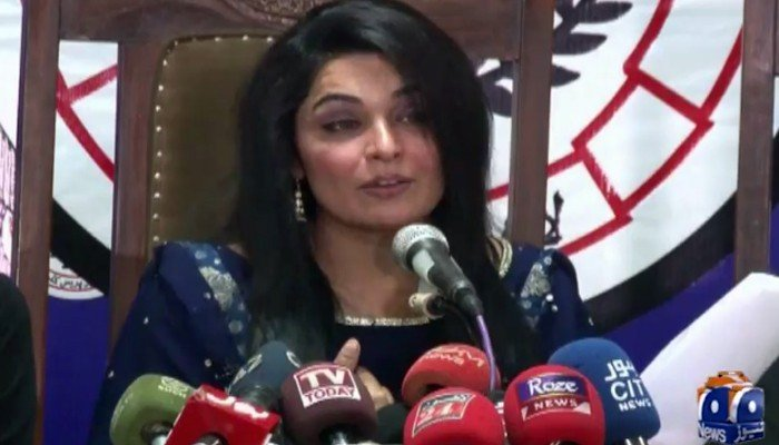 Meera Considers Herself A Real Life Heroine