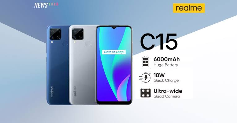 Realme C15 Price in Pakistan and Specifications