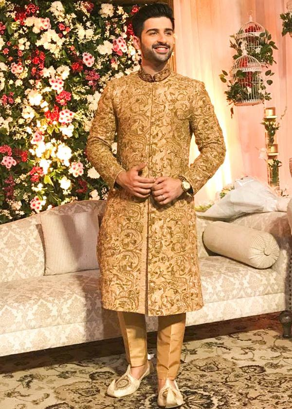 Male Celebrities Spotted In Sherwanis For Upcoming Winter Weddings