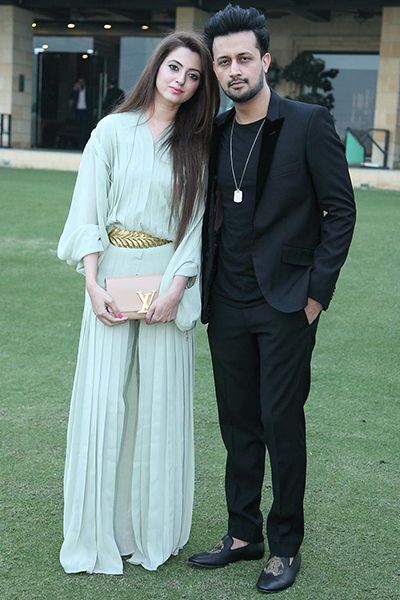 Atif Aslam Family - 10 Lovely Pictures