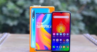 Tecno Spark 4 Price in Pakistan and Specs