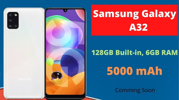 Samsung Galaxy A32 5G Price in Pakistan and Specifications