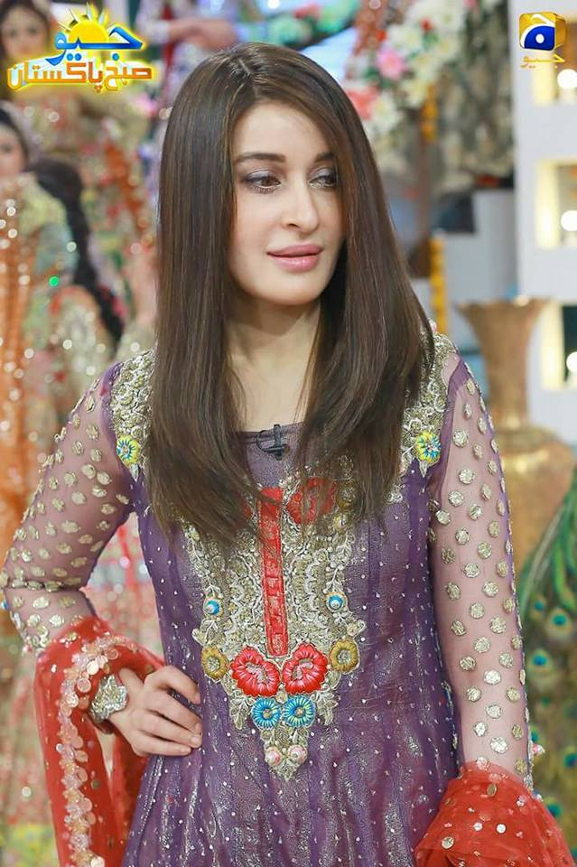 20 Pictures Of Shaista Lodhi In Beautiful Dresses