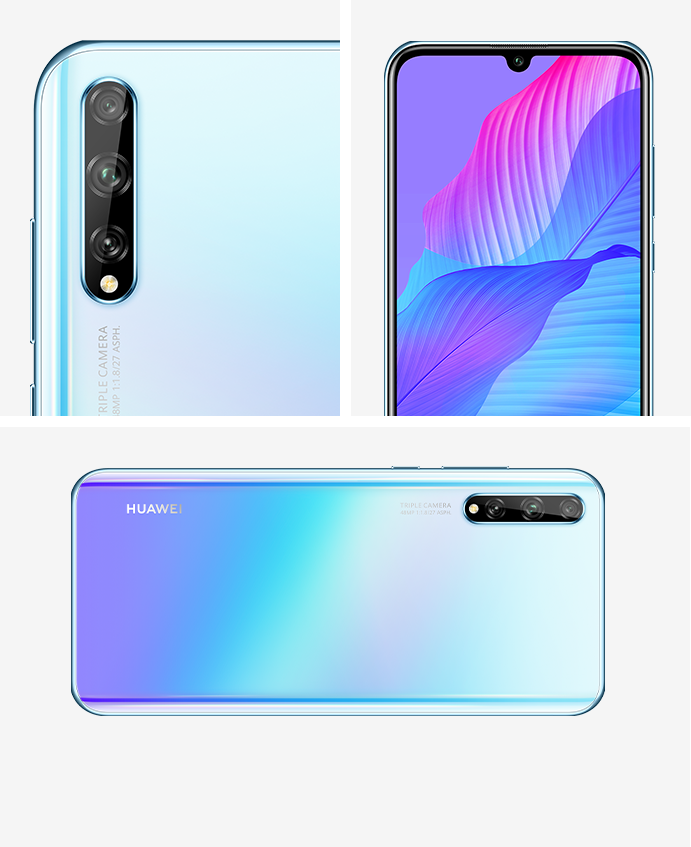 Huawei Y8p Price in Pakistan and Specs