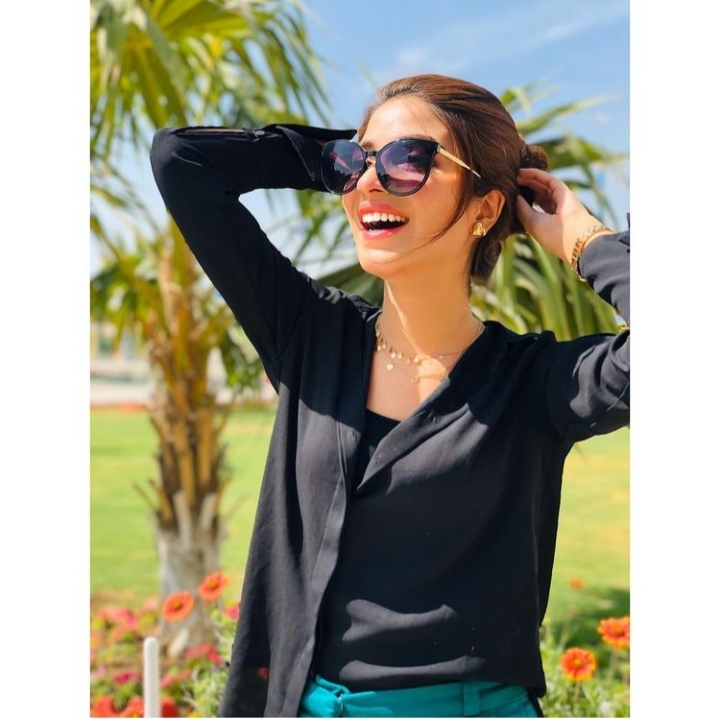 16 Interesting Facts About Kinza Hashmi
