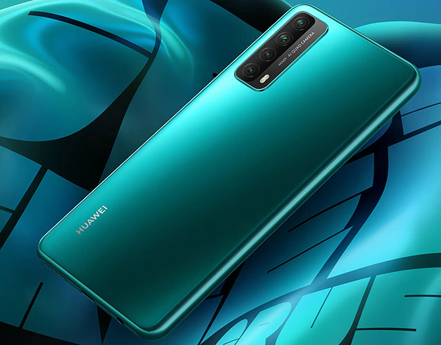 Huawei Y7a Price in Pakistan and Specs