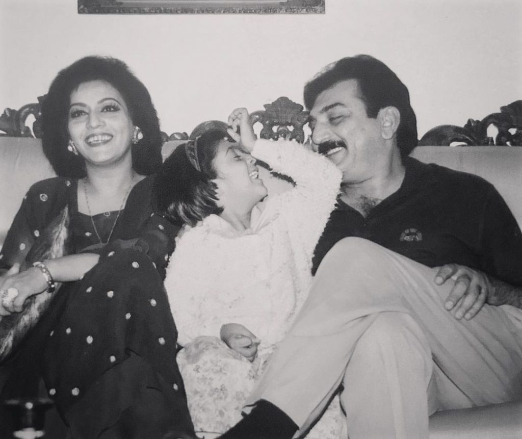Abid Ali's Daughter Shared Marriage Story Of Her Father And Mother