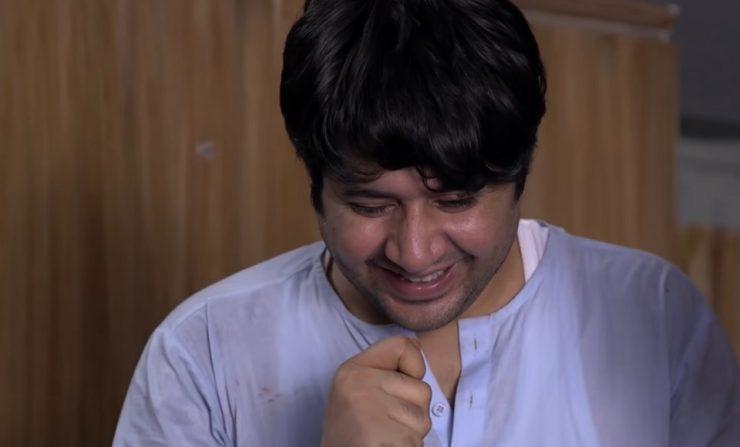 Ahmed Shah Laughed Out Loud On Imran Ashraf's Joke