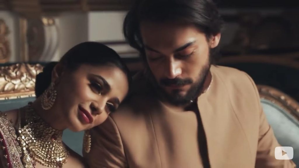 Aima Baig And Shahbaz Shigri Featured In A Track