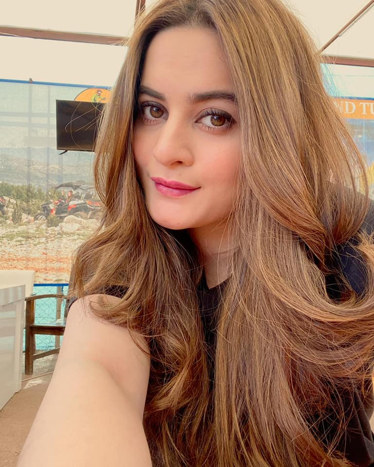 Aiman Khan and Muneeb in Antalya - Latest Pictures