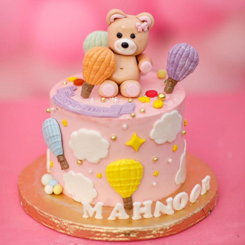 Aisha Khan Celebrated Daughter's Birthday