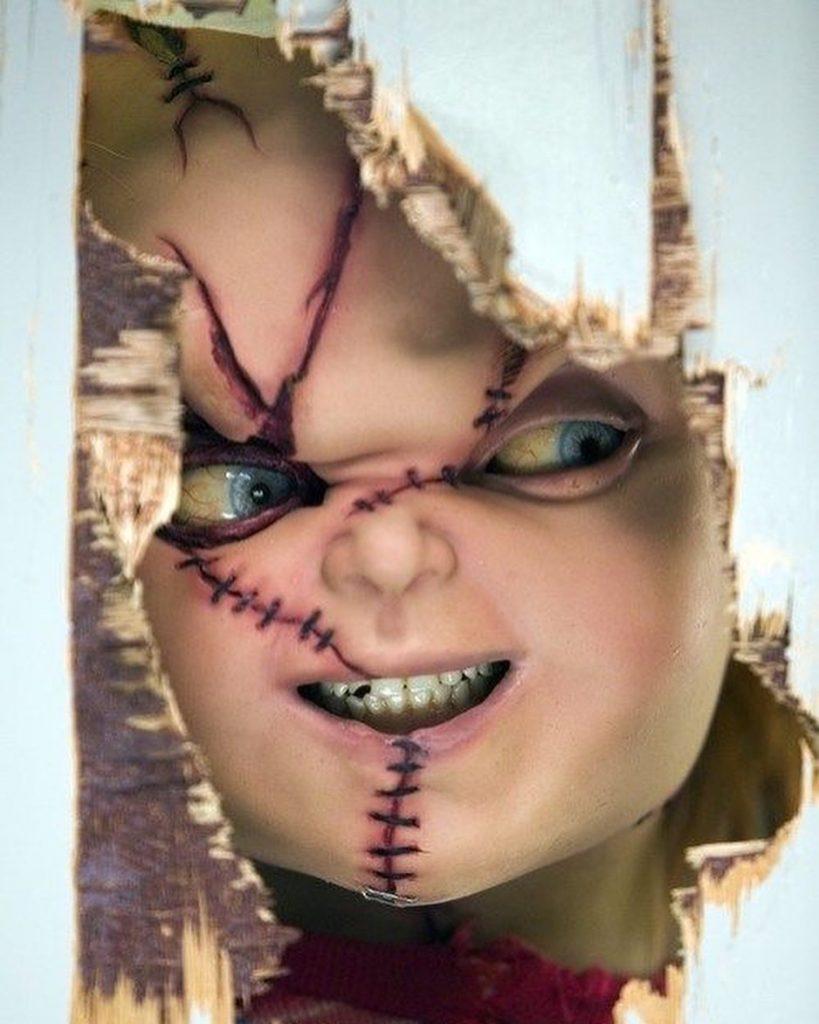 Amna Ilyas Transforms Herself Into Chucky