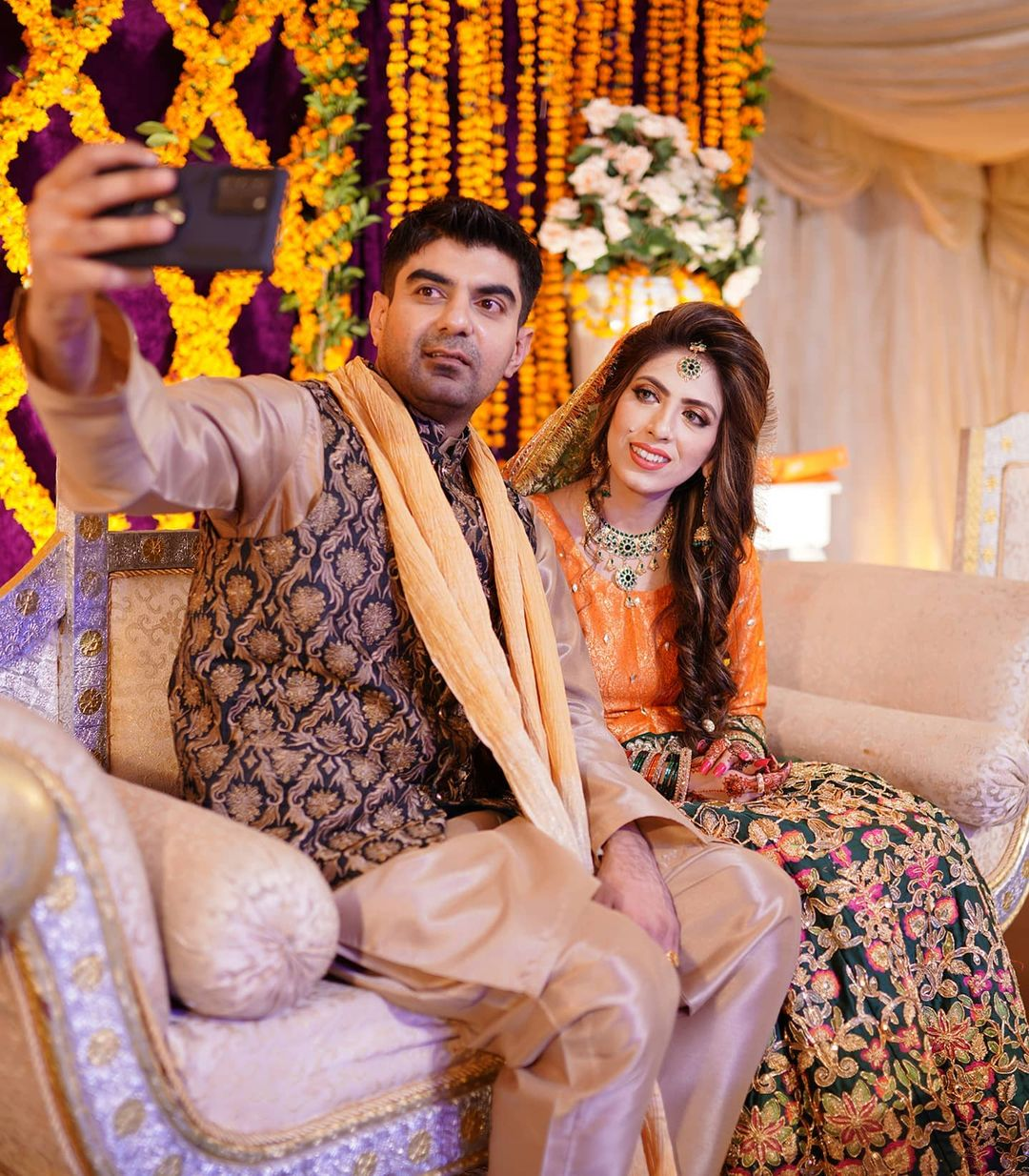 Kitchen With Amna Wedding Pics - Exclusive