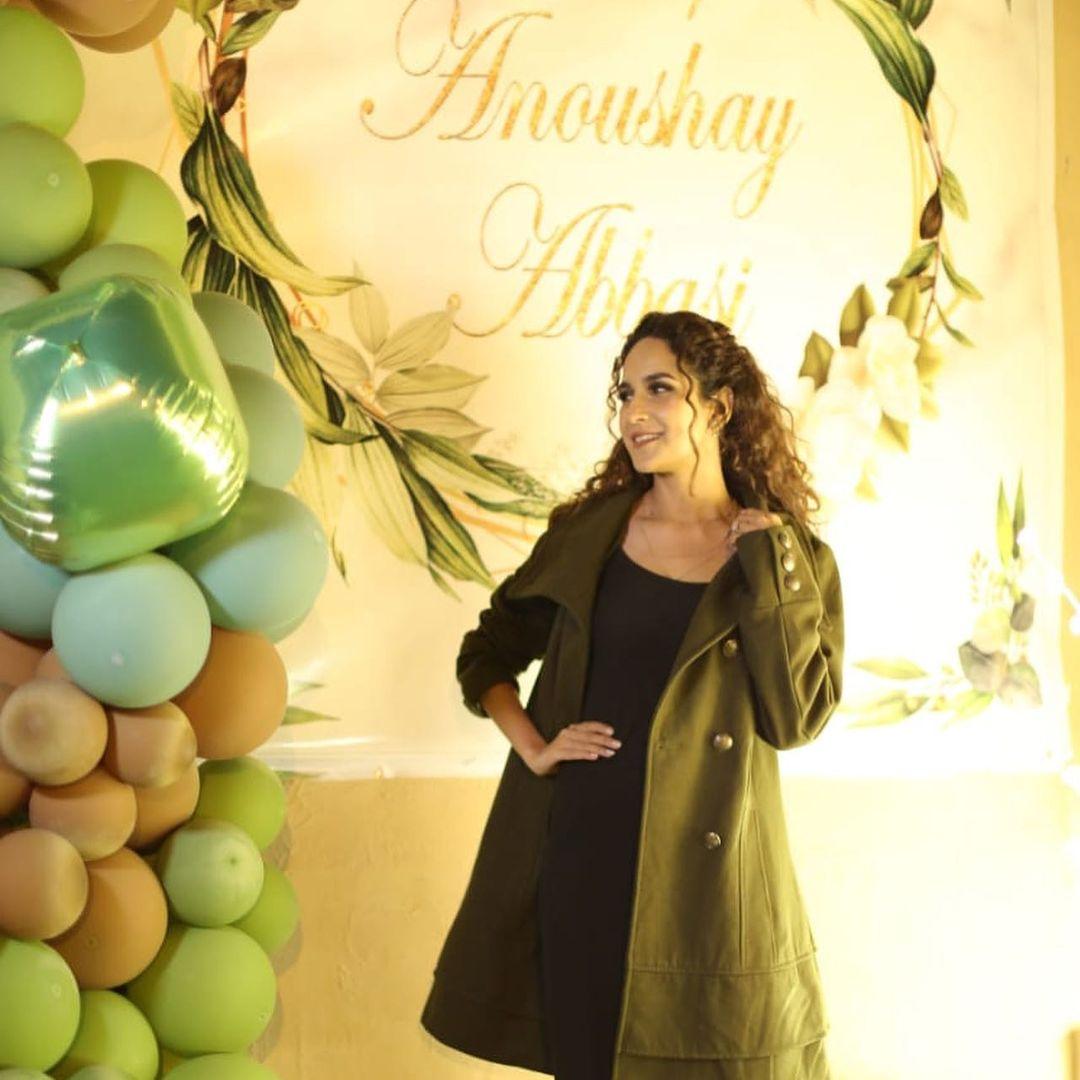 Anoushay Abbasi Birthday - Beautiful Pictures