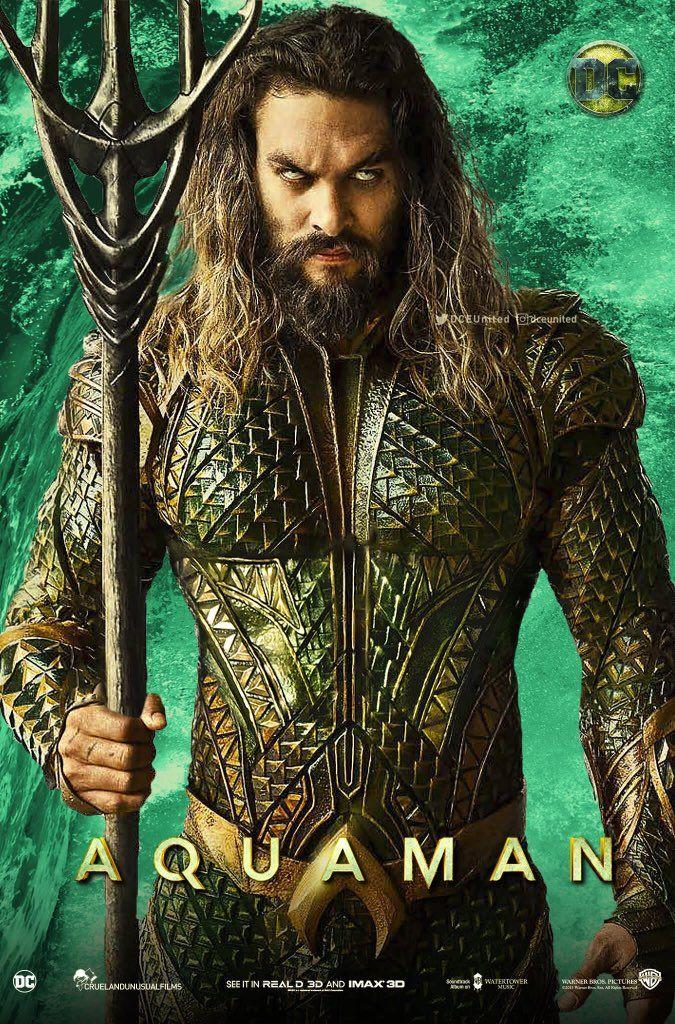 Aquaman Cast In Real Life