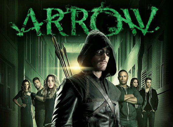 Arrow Cast In Real Life 2020
