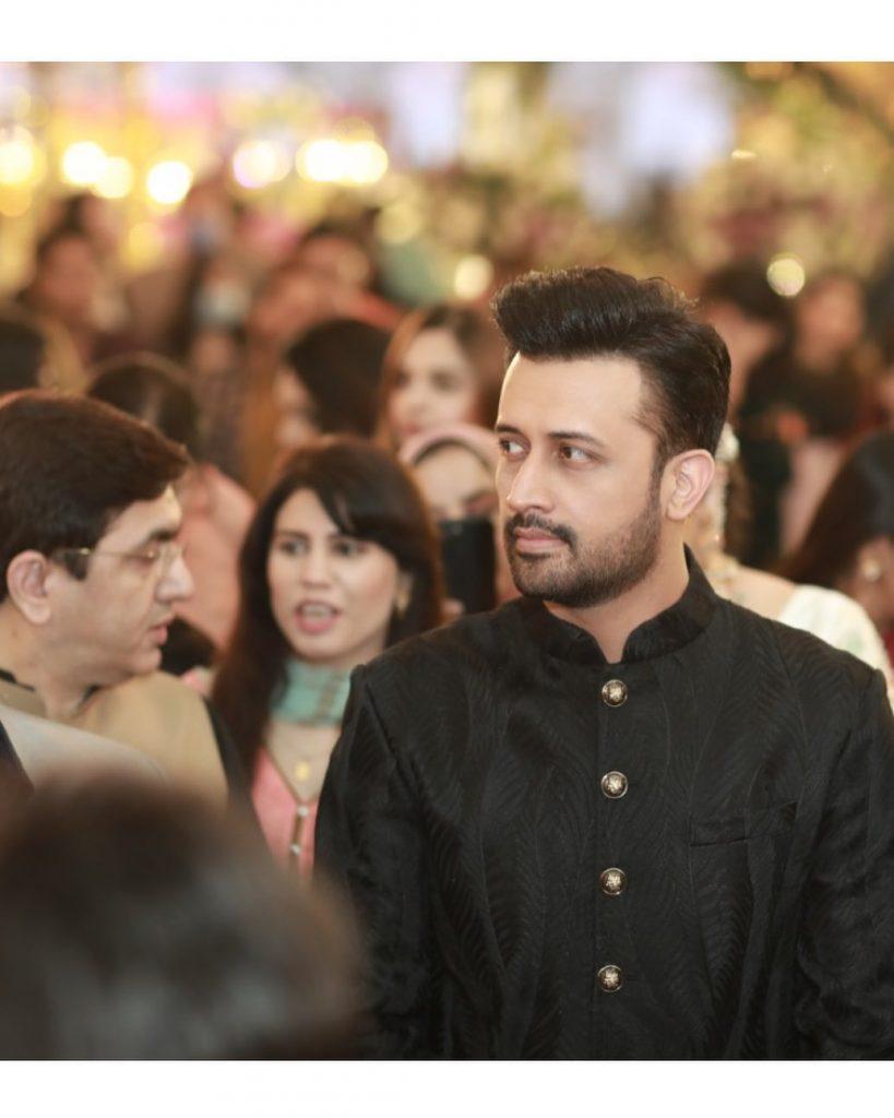 Atif Aslam Celebrates Birthday With Fans on YouTube