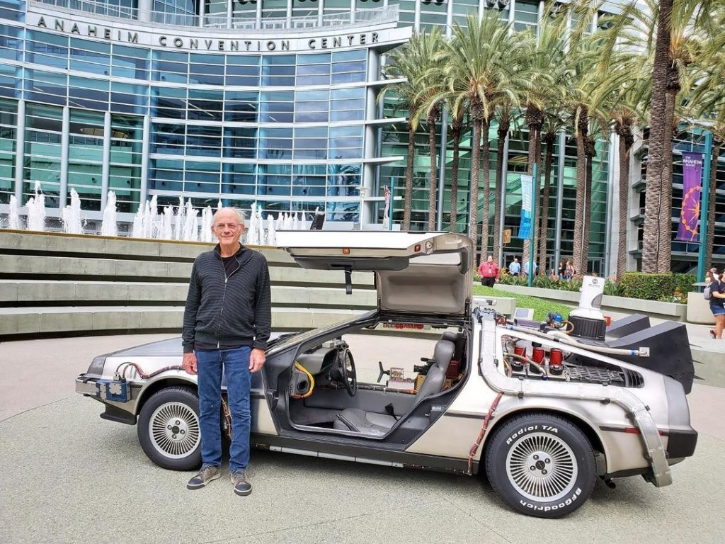 Back To The Future Cast In Real Life