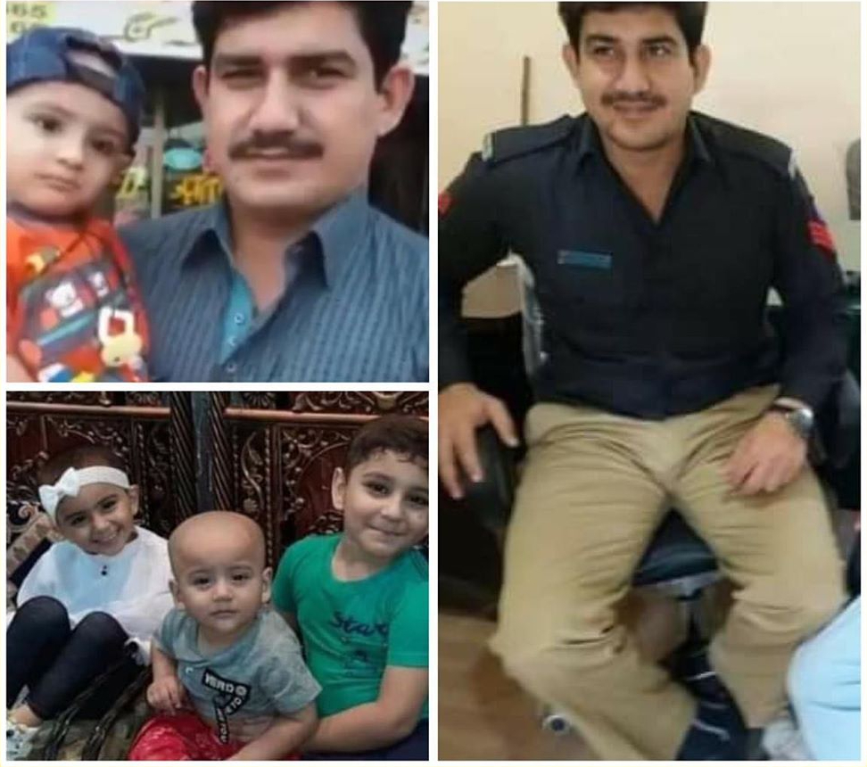 Celebrities Applauded Policeman Fayaz Khan For Sacrificing His Life To Save Citizens