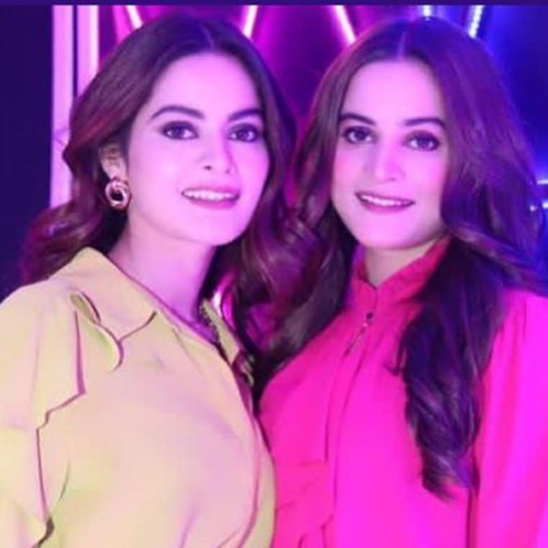 Celebrities Spotted at the Birthday Party of Aiman and Minal