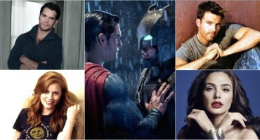 Batman V Superman: Dawn of Justice Cast In Real Life