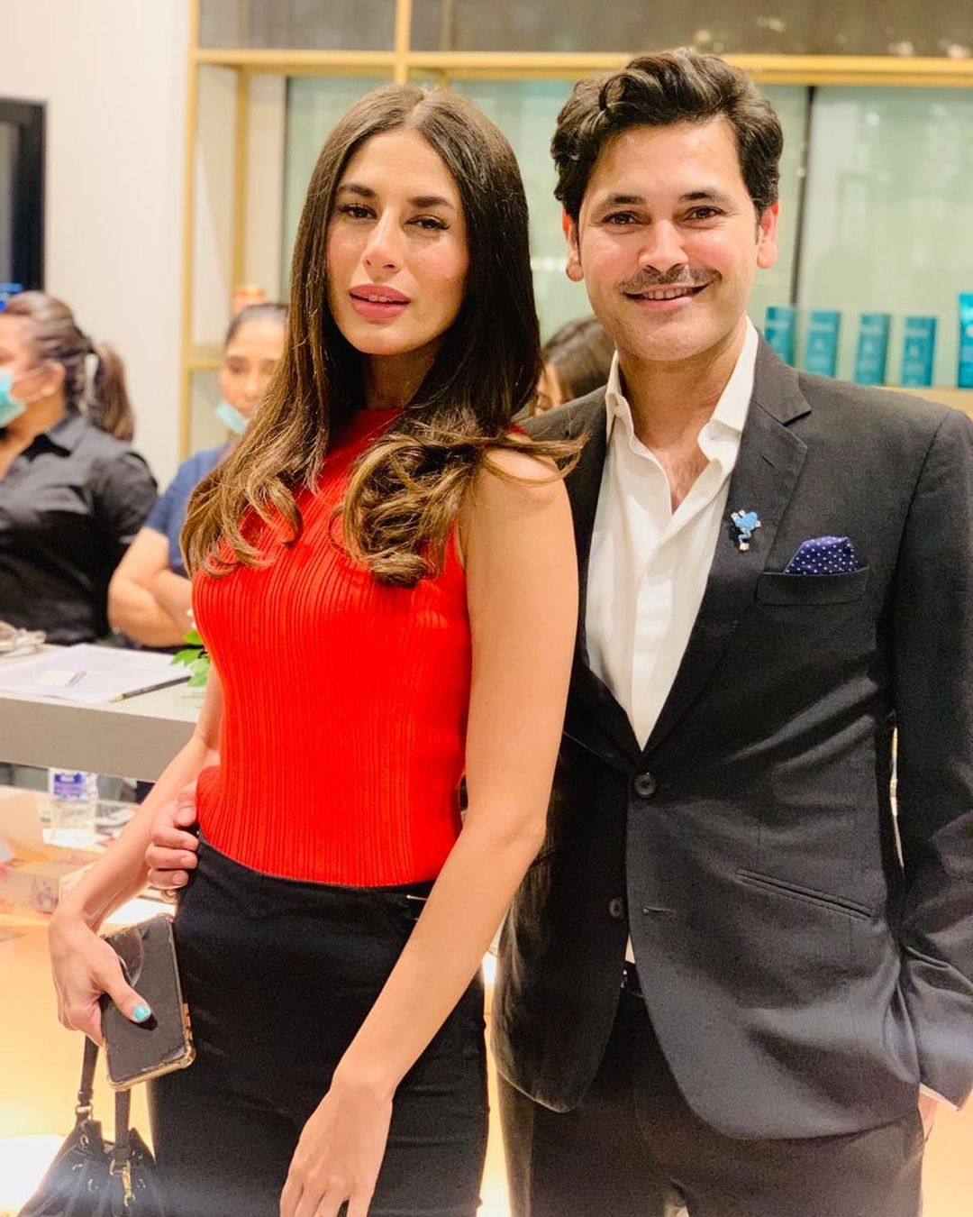 Signing Ceremony of Fahad Mirza with Krisalys - Beautiful Pictures