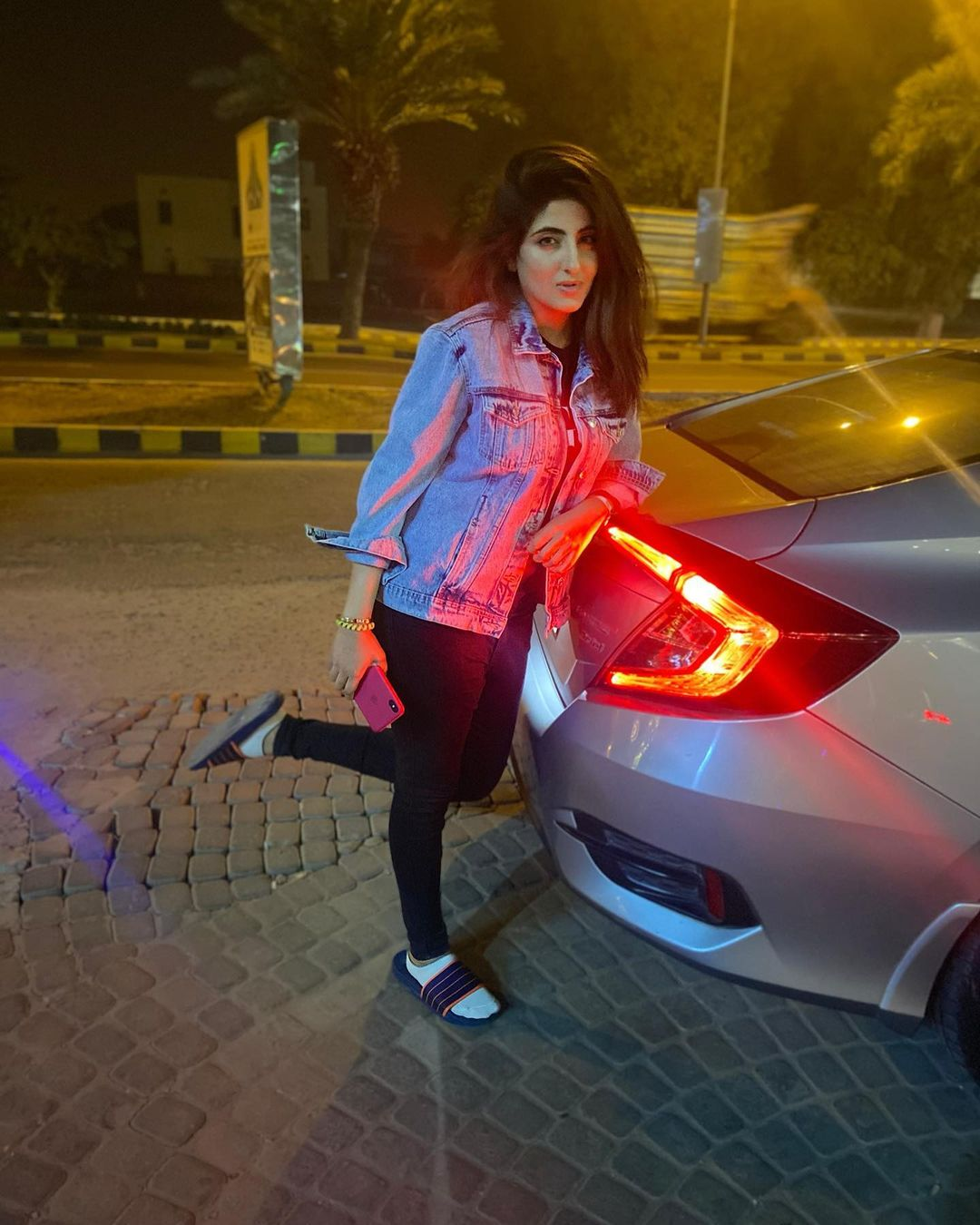 Actress Fatima Sohail Latest Beautiful Clicks with her Son