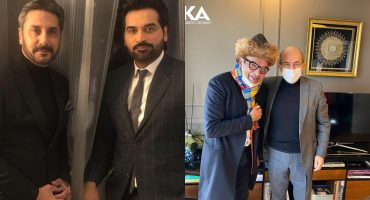 Adnan Siddiqui And Humayun Saeed Team Up With Ertugrul Producer