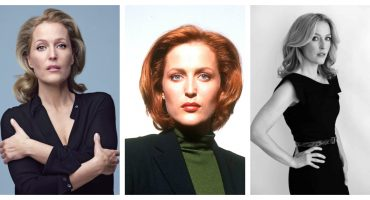 Gillian Anderson - Age, Kids, Young and More