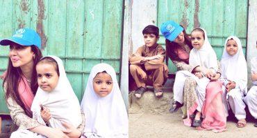 Mahira Khan Raises Voice For Afghan Refugees