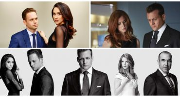 Suits Cast in Real Life